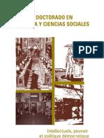 18.Intellectuels, pouvoir et politique démocratique.Rodriguez