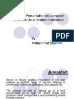 Jumpstart Server Configuration1