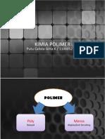 KIMIA POLIMER