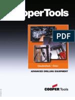 Cooper Tools Drilling