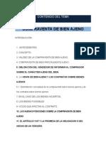 85788160 La Venta de Bien Ajeno y Los Contratos Sobre
