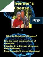 Alzheimer's Disease and Parkinson's Disease