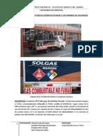 IDENTIFICACIÓN DE SUSTANCIAS QUÍMICAS EN BASE A LOS ROMBOS DE SEGURIDAD
