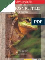 Atlas Libro Rojo Anfibios