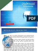 Buku Diplomasi Indonesia 2010