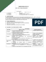 UNIDAD DIDÁCTICA Nº01 - 2º grado