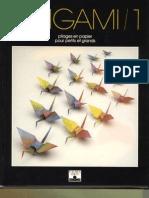 Origami Encyclopedie Tome 1