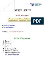 Fundamental of Fourier Series