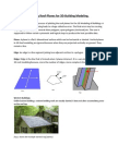 3D Roof Modeling