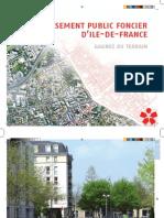 Plaquette Epf Ile de France