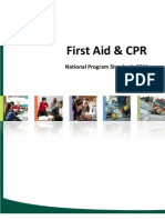 Canadian Red Cross Program Standards (Updated 2012)