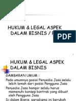 7HUKUM & LEGAL ASPEK DALAM BISNIS.ppt