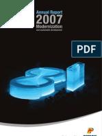 Petrom SA Annual Report 2007