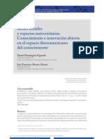 RUSC Conocimiento e innovación abierta