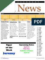 April 15 News