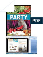 National Geografic Monkey Party