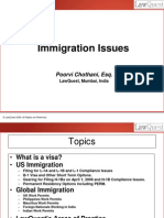 Immigration Issues - 2009