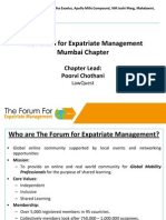 The Forum for Expatriate Management
