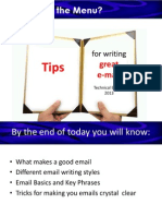 Email_English.ppt