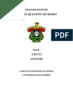 Resume ekonomi moneter