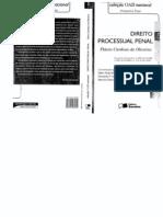 45257735 Colecao OAB Nacional Primeira Fase Vol 05 2009 Oliveira Flavio Cardoso de Processo Penal