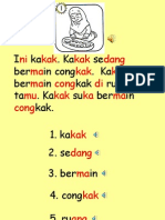 Bacaan 1 Powerpoint