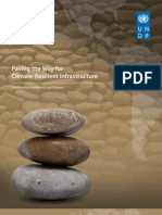 Paving the Way for Climate Resilient Infrastructure