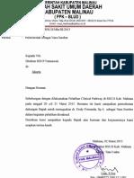 Panduan Praktik Klinis, Clinical Pathways dan Daftar Kewenangan Klinis di RSUD Malinau Kalimantan Utara 12-13 April 2013