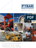 PYBAR Mining Brochure