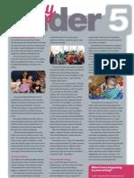 My Under 5s Magazine featuring St Michael's Pre-School