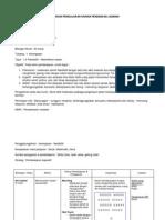 Rancangan Pengajaran Harian Pendidikan Jasmani