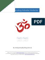 Understanding Advaita Vedanta
