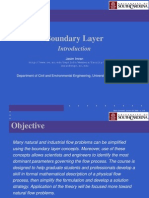 Boundary Layer Lecture 1