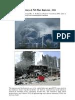 Formosa PVC Explosion