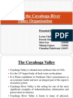 Case Study on Building the Cuyahoga River Valley Organization