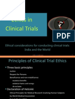 Clinical Trial Rules