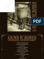 Guns N' Roses - 2008 - Chinese Democracy [Digital Booklet]