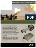 EPIAFS - Enhanced Portable Inductive Artillery Fuze Setter