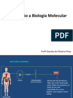 Aula 2 Introducao a Biologia Molecular