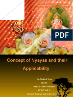 Concept of Nyays and Their Applicability