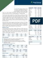 Market Outlook, 15.04.13