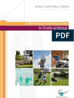 Guide Etudiant Centrale Paris