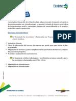 - DESARROLLO DE INFRAESTRUCTURA URBANA, CONSTRUCCIÓN Y VIVIENDA