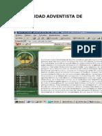 Manual Sistema de Gestion Integrado 2006 Uab