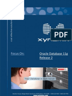 Focus on Oracle Database 11g Release 2
