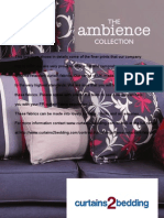 Ambience_Brochure Flame Retardant Curtain Fabric. Images of FR Curtain Fabrics