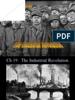 Chapter 19 & 20 Notes Industrial Revolution