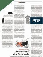 Stern Kommentar 11.04.2013