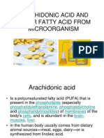 Arachidonic Oil