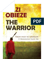 Mazi Obieze the Warrior by St Darlington Ngozi Obi